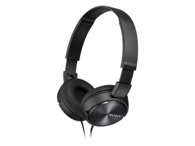 Sony Słuchawki Sony nauszne MDR-ZX310 czarne