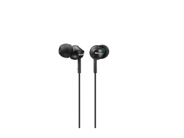 Sony Słuchawki EX Serie 9mm MDR-EX110LP black