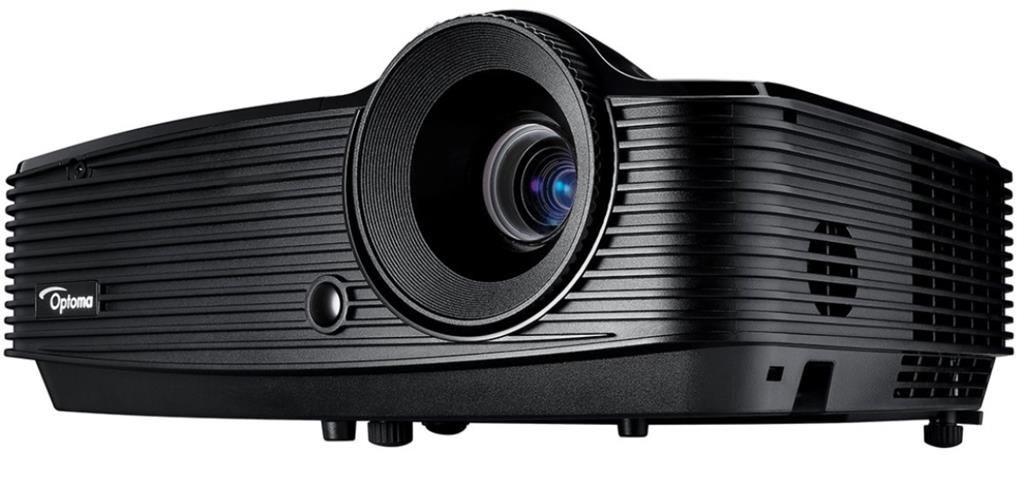 Optoma Projektor H111 (DLP, 720p, 3200 ANSI, Full 3D, 25000:1)
