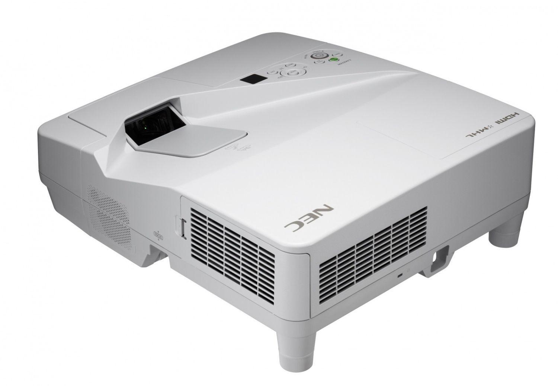 NEC Projektor UM301X (LCD, WXGA, 3000AL incl. Wall-mount)