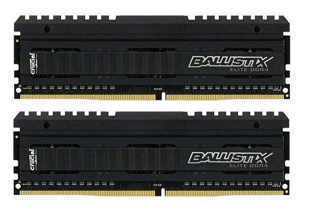 Crucial Ballistix Elite 2X8GB 2666MHz DDR4 CL16 1.2V DIMM