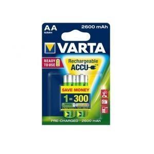 VARTA AKUMULATORY R6 2600 mAh 2szt professional ready 2 use
