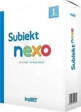 InsERT Subiekt NEXO box 1 stanowisko SN1