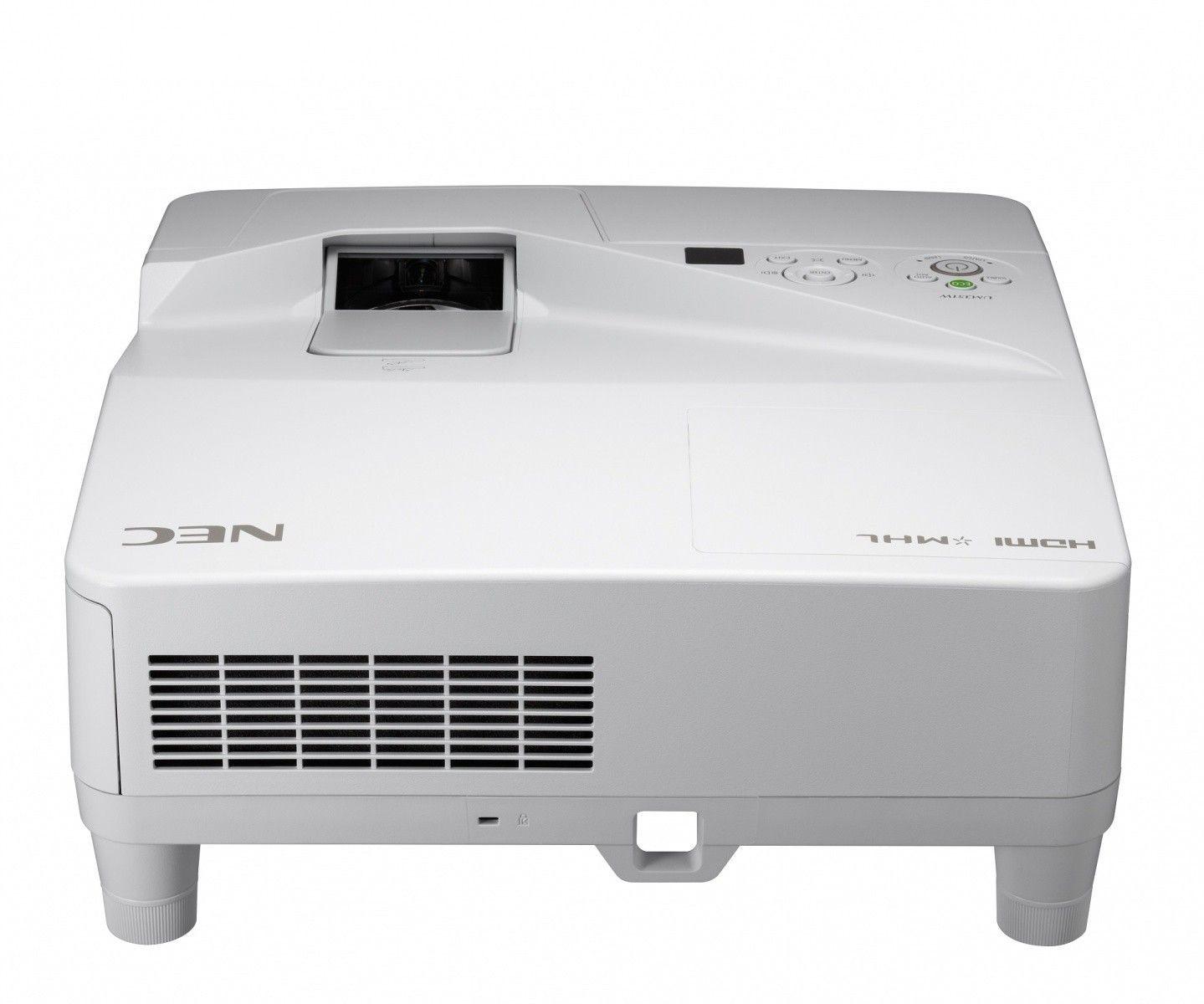 NEC Projektor UM301W (LCD, WXGA, 3000AL incl. Wall-mount)