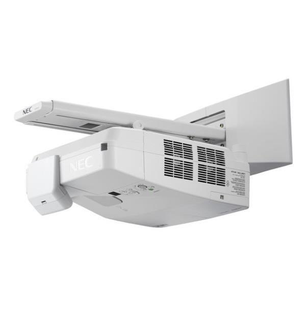 NEC Projektor UM301Wi (LCD, XGA, 3000AL incl. Wall-mount + Interactive multipen)