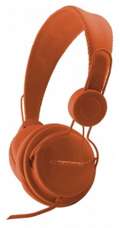 Esperanza EH148O SENSATION Słuchawki Audio Stereo z Regulacją Głośności | 3m