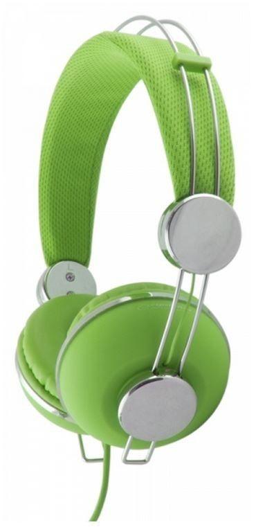 Esperanza EH149G MACAU Słuchawki Audio Stereo z Regulacją Głośności | 3m