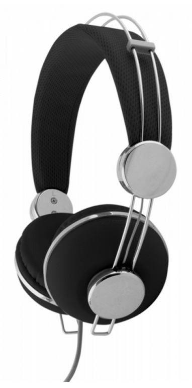 Esperanza EH149K MACAU Słuchawki Audio Stereo z Regulacją Głośności | 3m
