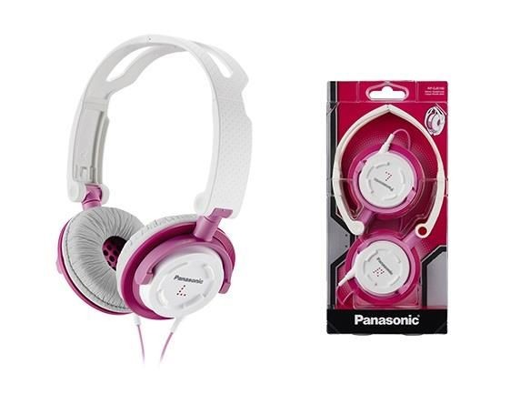 Panasonic Słuchawki RP-DJS150E-P