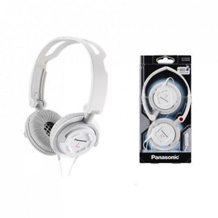Panasonic Słuchawki Panasonic RP-DJS150MEW