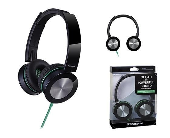 Panasonic Słuchawki RP-HXS400E-K