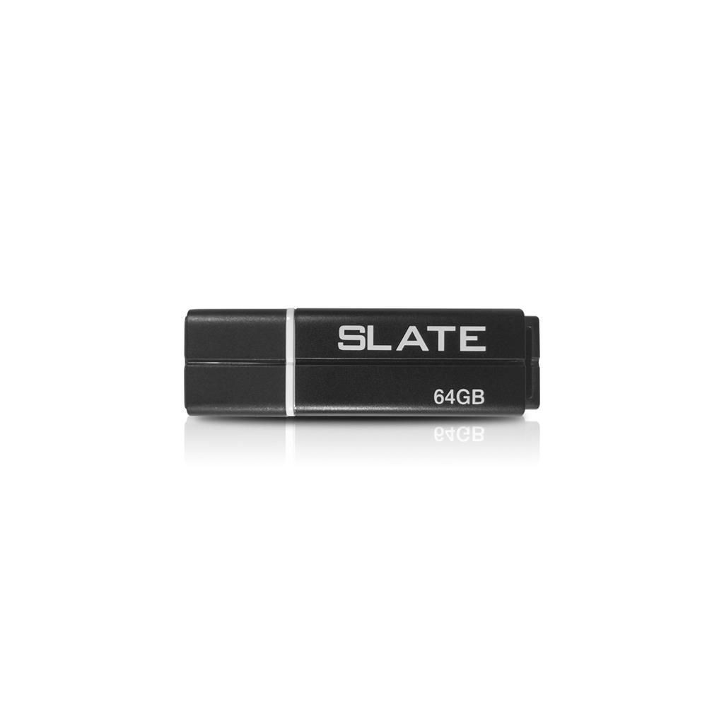 Patriot Slate 64GB USB 3.0, Black
