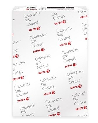 Xerox Papír Colotech+ SILK 140 A3 (140g/400 listů, A3) - oboustranně natíraný