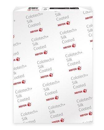Xerox Papír Colotech+ SILK 140 SRA3 (140g/400 listů, SRA3) - oboustranně natíraný