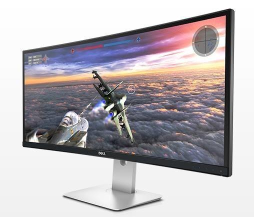 Dell U3415W 34'' WQHD 21:9 HDMI, MHL, mDP, DP, 4xUSB 3.0, Speakers 3YPPG