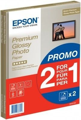 Epson Glossy Photo (255g, A4, 30ark)
