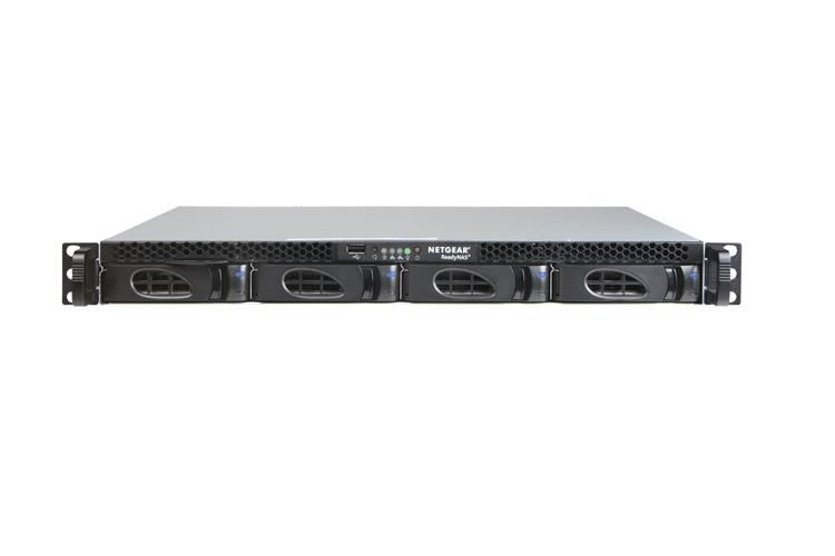 Netgear ReadyNAS 2120 1U 4-Bay 4x3TB Enterprise Drive v2