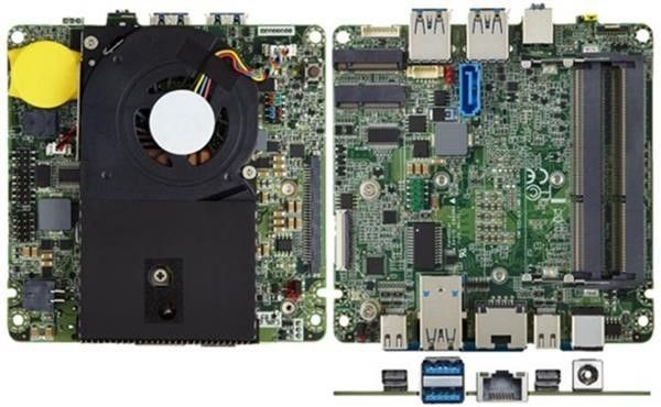 Intel Płyta główna BLKNUC5I3MYBE 938717 ( 2x DDR3 SO-DIMM ; NUC )