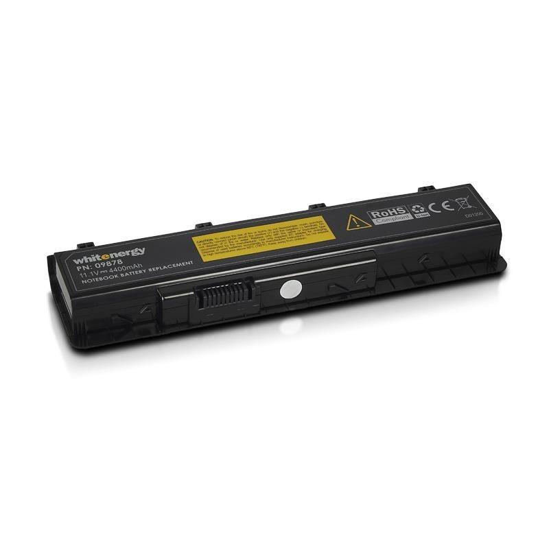 Whitenergy bateria Asus A32-N55 11.1V Li-Ion 4400mAh czarna