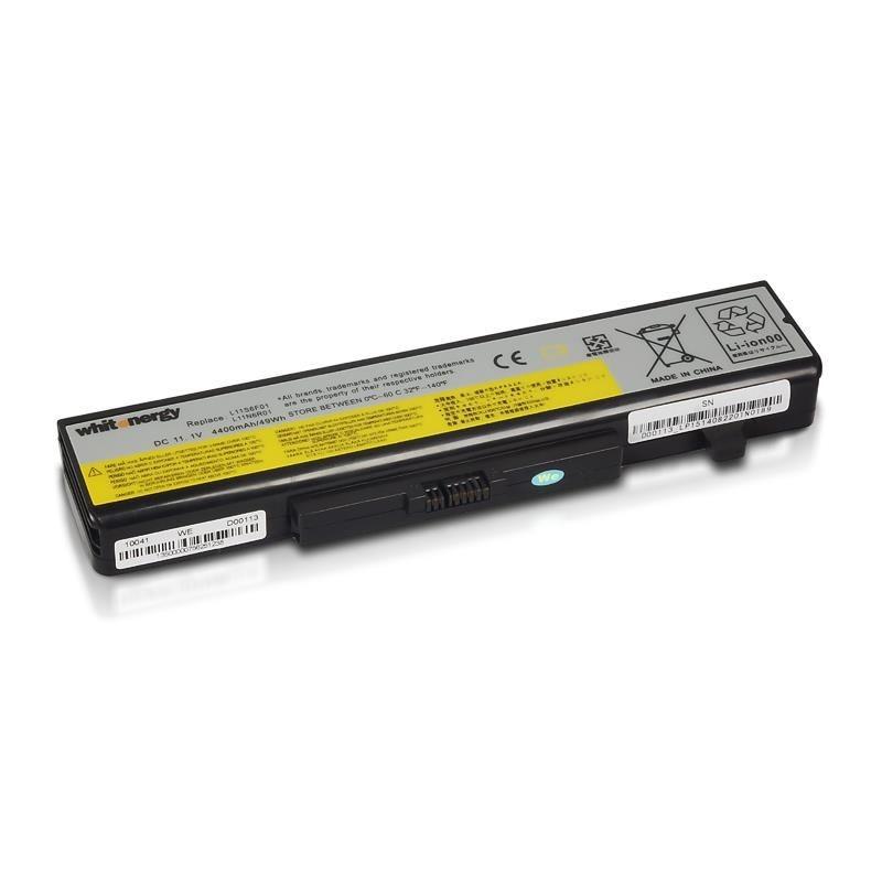 Whitenergy bateria Lenovo G580 Series L11L6f01 11.1V Li-Ion 4400mAh
