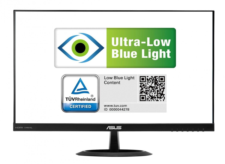 Asus Monitor Asus VX24AH 23.8inch, WQHD, D-Sub/HDMI, eye care