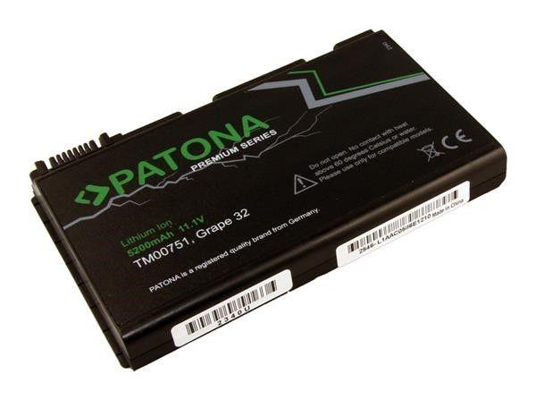 Patona Baterie Patona pro ACER EXTENSA 5220 5200mAh Li-Ion 11.1V PREMIUM