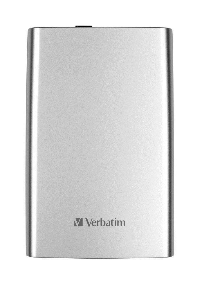 Verbatim Dysk Store 'n' Go USB 3.0 Portable 2,5'' 2 TB, Zewnętrzny srebrny