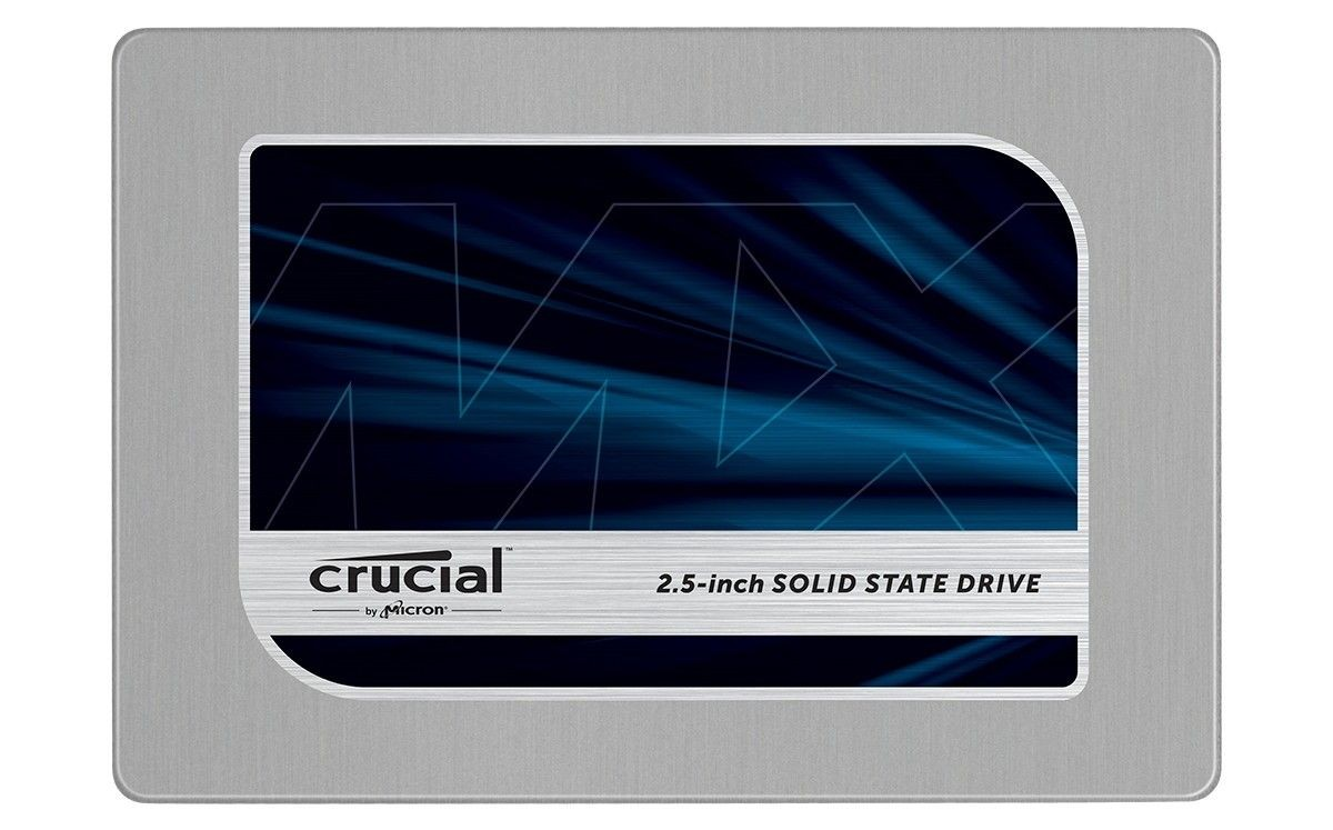 Crucial Dysk SSD MX200 500 GB SATA 3 (555/500MB/s) 7mm