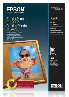 Epson Papier Glossy A4 50 sheets
