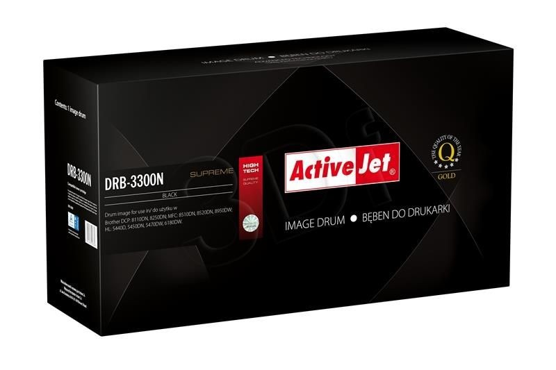 ActiveJet Bęben ActiveJet DRB-3300N | Brother DR-3300