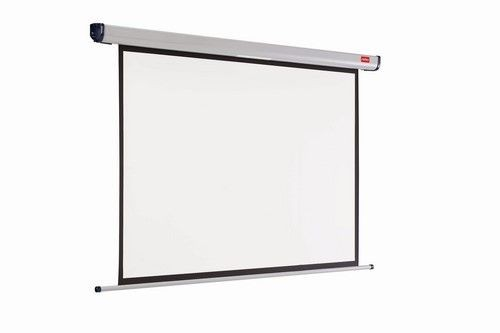 Nobo ekran projekcyjny Wall (sufitowy ścienny rozwijany ręcznie 235x147cm)