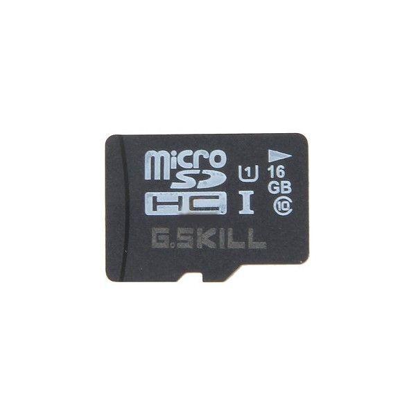 GSkill Karta Pamięci Micro SDHC 16GB Class 10 UHS-1