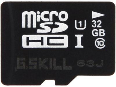 GSkill Karta Pamięci Micro SDHC 32GB Class 10 UHS-1