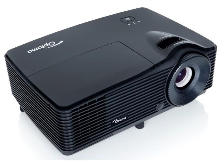 Optoma Projektor W311 (DLP, 3200 ANSI, WXGA, 20000:1; Full 3D)