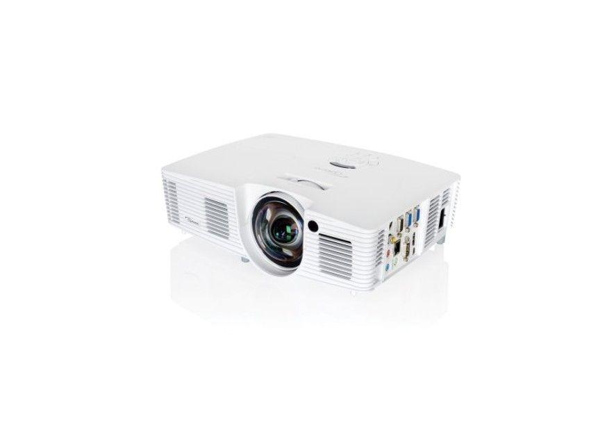 Optoma Projektor W316ST (DLP; WXGA; Full 3D, 3600; 20000:1)