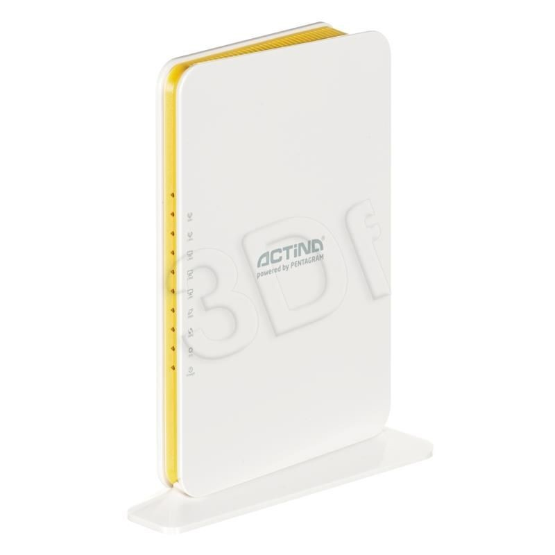 Actina P6820 Router WiFi 1200AC 3xLAN Cable WiFi on/off