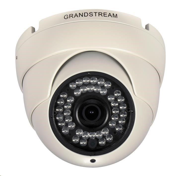 Grandstream Kamera IP GXV3610 3.1Mpx FHD Biała