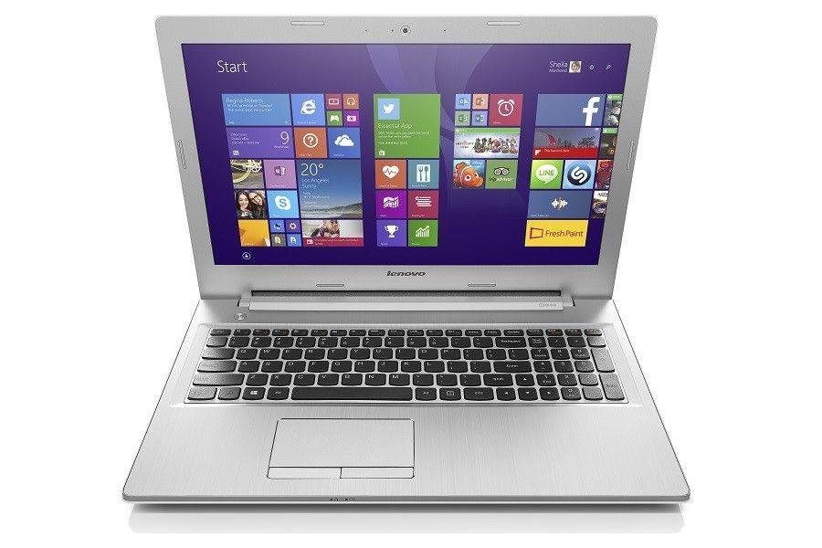 Lenovo Z50-70 15.6/4GB/I7-4510U/1TB/SSD8GB/Srebrno-biały