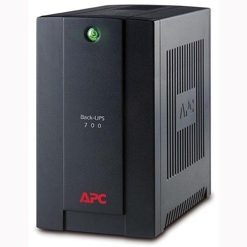 APC Back-UPS 700VA, 230V, AVR, FR/PL