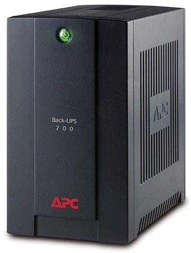 APC Back-UPS 700VA, 230V, AVR, USB, IEC