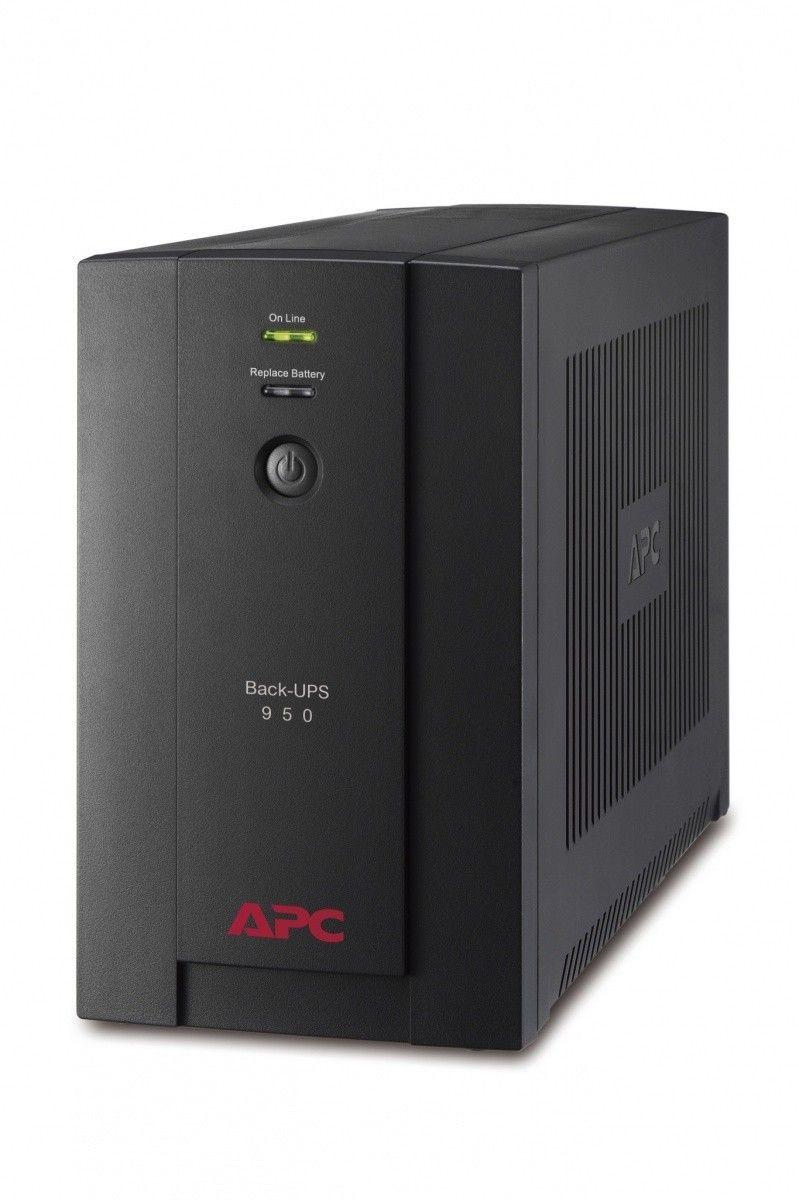 APC Back-UPS 950VA, 230V, AVR, USB, IEC