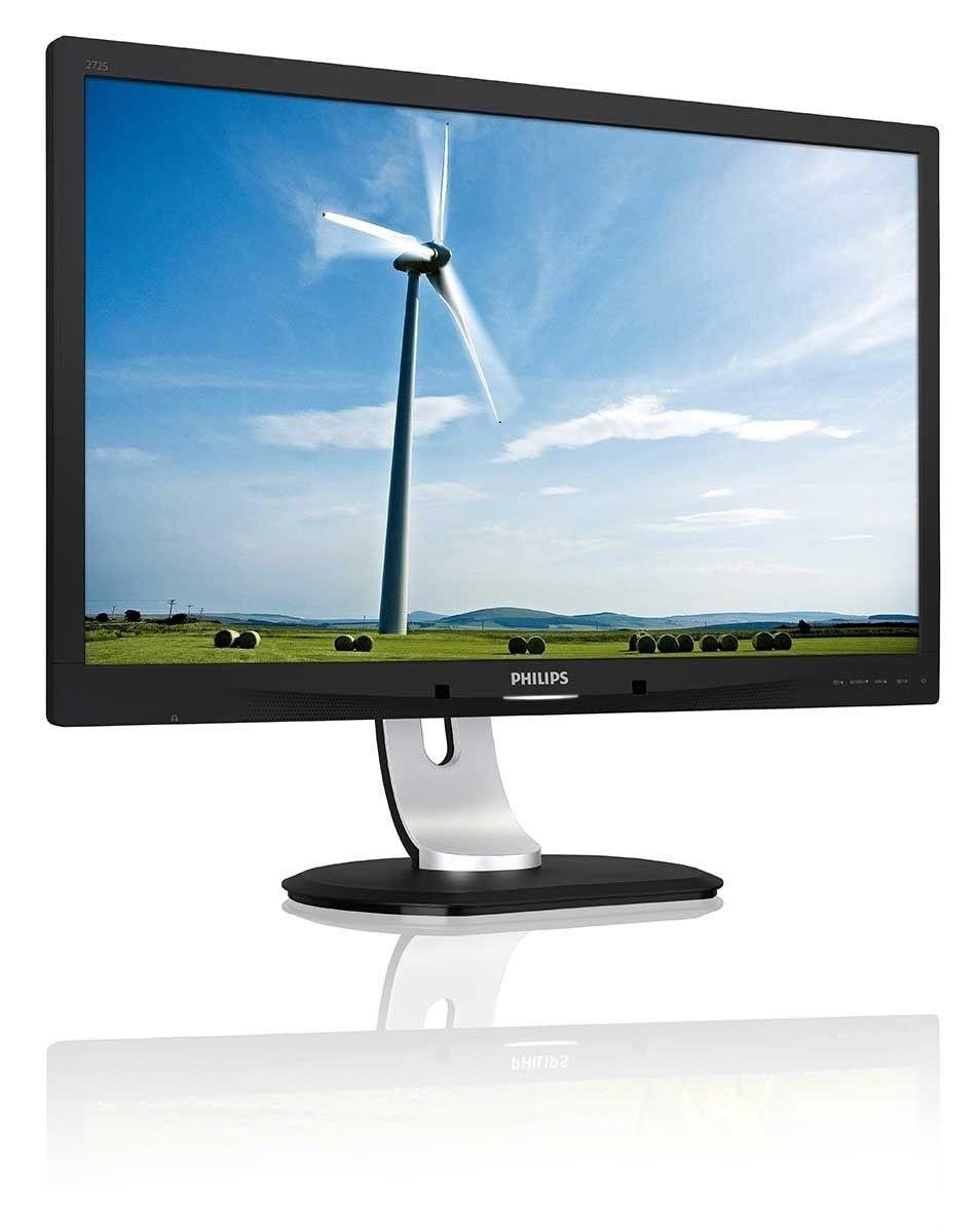 Philips Monitor 272S4LPJCB 27'' WQHD, D-Sub/DVI-D/HDMI/DP