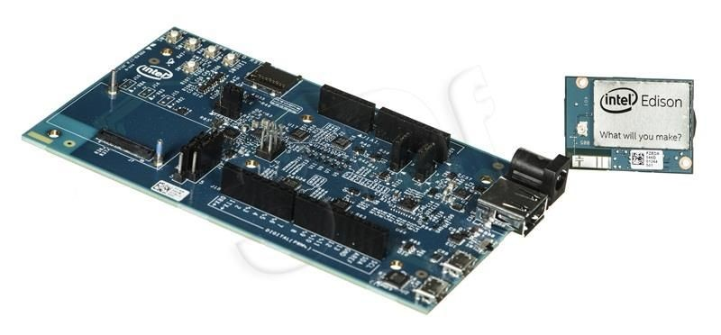 Intel Moduł Edison Kit for Arduino Single