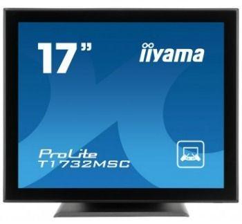 iiyama Monitor IIyama T1732MSC-B1X 17inch, TN touchscreen, SXGA, DVI, głośniki