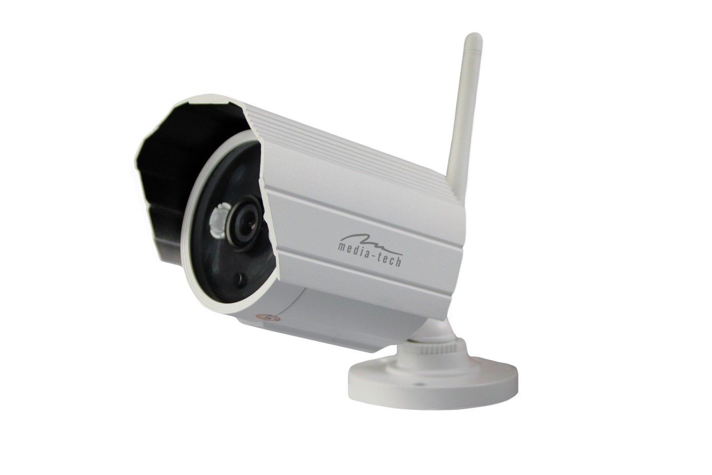 Media-Tech OUTDOOR SECURECAM HD - Zewnętrzna kamera IP 720p + WIFI