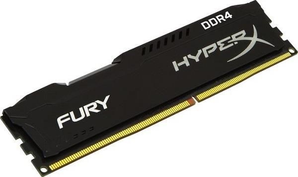 Kingston HyperX FURY 4x4GB 2666MHz DDR4 CL15 DIMM 1.2V