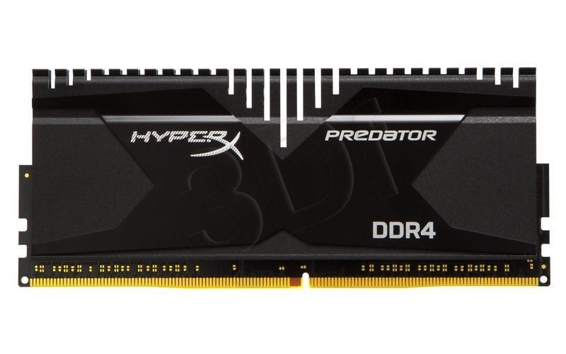 Kingston HyperX PREDATOR DDR4 DIMM 64GB 2800MHz (8x8GB) HX428C14PBK8/64