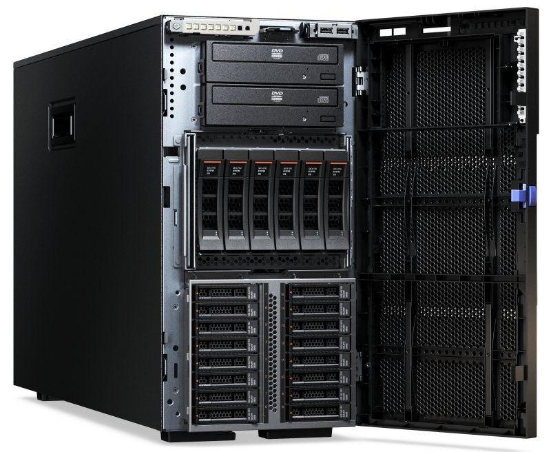 IBM x3500M5 E5-2620v3 8GB 5464E4G