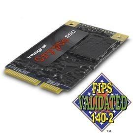 Integral SSD 128GB mSATA, 256-bit AES szyfrowanie, FIPS 140-2