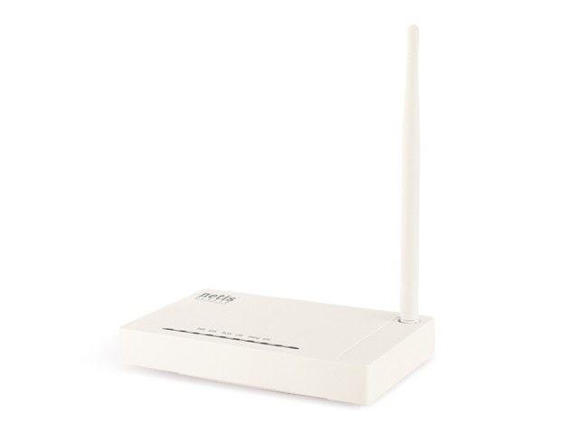 Netis Router ADSL2 WIFI G/N150 + LAN x1, antena 5 dBi x1